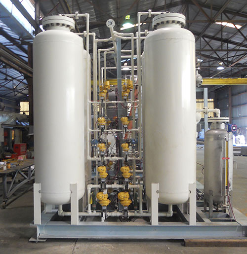 Cotting Industries - Pressure Swing Adsorption Systems
